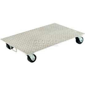 Solid Aluminum Deck Dollies