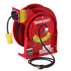 Reelcraft™ Medium Duty Power Cord Reels