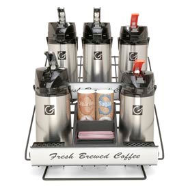 Airpot Racks & Coffee-isers