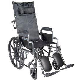 Full Reclining Wheelchairs