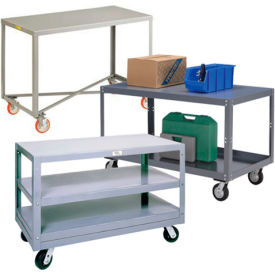 Portable Steel Tables - Welded