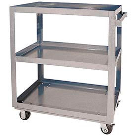 Vestil Aluminum Shelf Service Carts