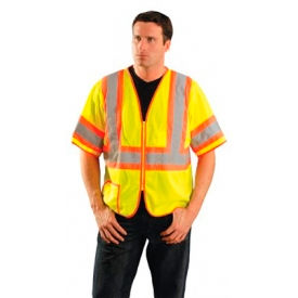 Hi-Visibility ANSI Class 3 Vests
