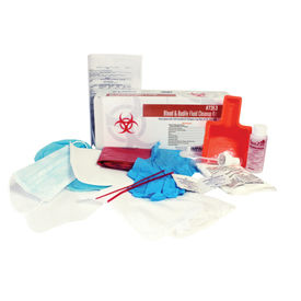 Bloodborne Pathogen Clean-Up Kit