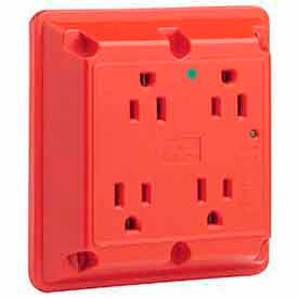 Leviton® Four-In-One Surge Protective Receptacles