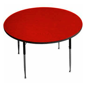 Allied -  Round Activity Tables With ADA Compliant Height