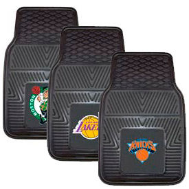 NBA Logo Car Mats