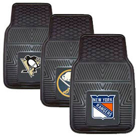 NHL Logo Car Mats