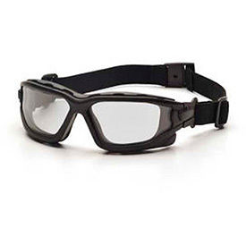 Pyramex - Foam Lined Safety Glasses