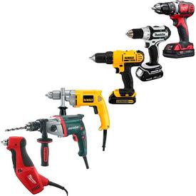 Cordless Power Drills