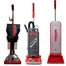 Oreck® Commercial Upright Vacuums