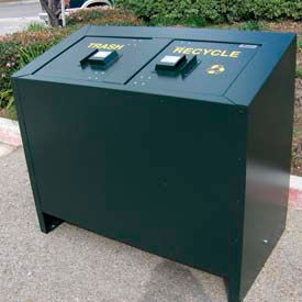 Animal Resistant Bear Proof Trash Cans