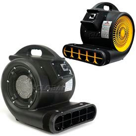 AirFoxx® Air Movers, Floor Dryers, & Utility Blowers