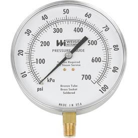 Weiss HVAC Contractor Gauges
