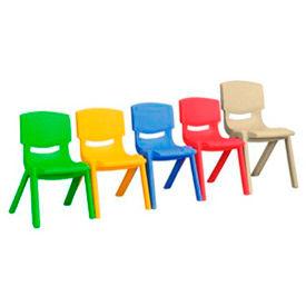 Lightweight Plastic Stack Chair