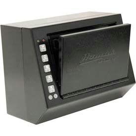 Pistol Boxes With Easy Access Drop Door