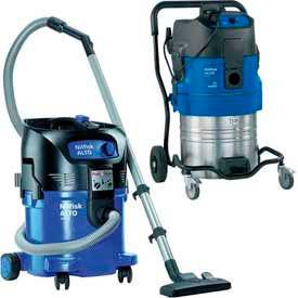 Nilfisk Aero & Attix Wet/Dry Vacuums