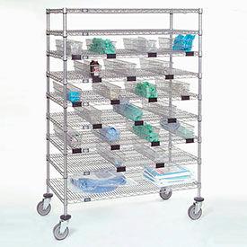 Nexel® Chrome Catheter Procedure Carts