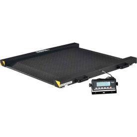 Portable Floor Drum Scales