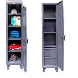 Stonghold® Heavy Duty Single Tier Lockers