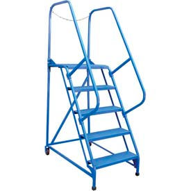 Platform Maintenance Ladders With Access Chain