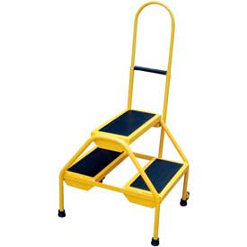 Rolling Two Step Ladder