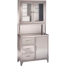 Blickman Freestanding Medical Cabinets