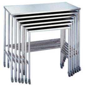 Stainless Steel Nesting Instrument Tables