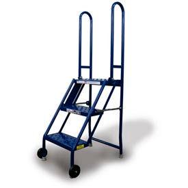 Folding Rolling Ladder Stands