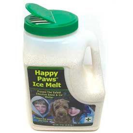 Happy Paws Solid & Liquid Ice Melt