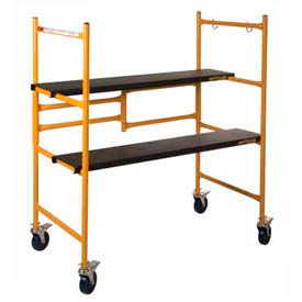Metaltech MINI™ Folding Scaffold Step Ladder