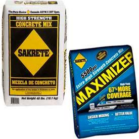 SAKRETE® Concrete Mixes