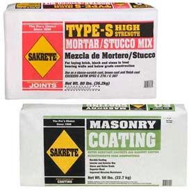 Mortar, Stucco & Masonry Mixes