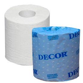 Standard Toilet Tissue Rolls
