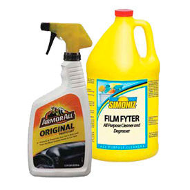 Vehicle Cleaners, Waxes & Polishes