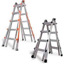 Little Giant® Aluminum Multi-Use Extension Ladders