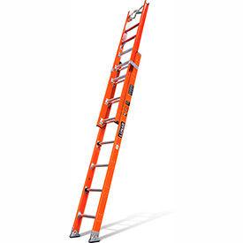 Little Giant® Fiberglass Extension Ladders