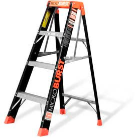 Little Giant® Fiberglass Step Ladders