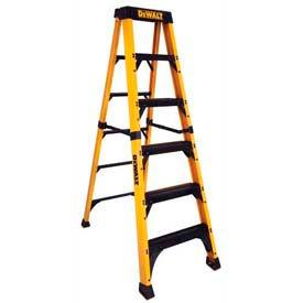 DeWalt® Fiberglass Step Ladders