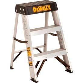 DeWalt® Aluminum Step Ladders