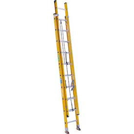 Green Bull® Aluminum & Fiberglass Extension Ladders