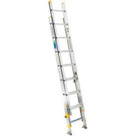 Werner® Aluminum & Fiberglass Equalizer Extension Ladders