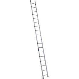 Werner® Aluminum & Fiberglass Straight Ladders