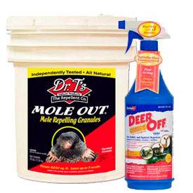 Granular & Liquid Animal Repellents