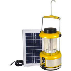 Solar Powered Portable Lights