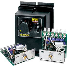 Dart Controls™ 15DV Series Fractional HP DC Drives
