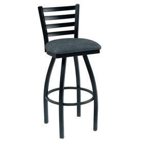 Premier Hospitality Furniture - Slatted Back Swivel Bar Stools