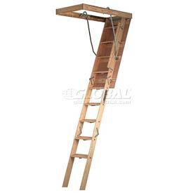 Louisville Champion Series Wooden Attic Ladders