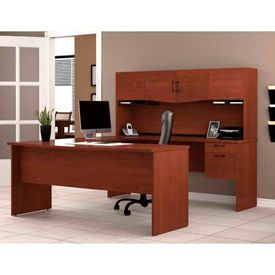 Bestar® - Melamine Finished Workstation Collection