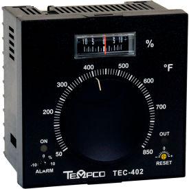 Tempco TEC-402 & TEC-404 Temperature Controllers